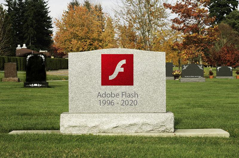 Adobe anuncia la muerte de Flash