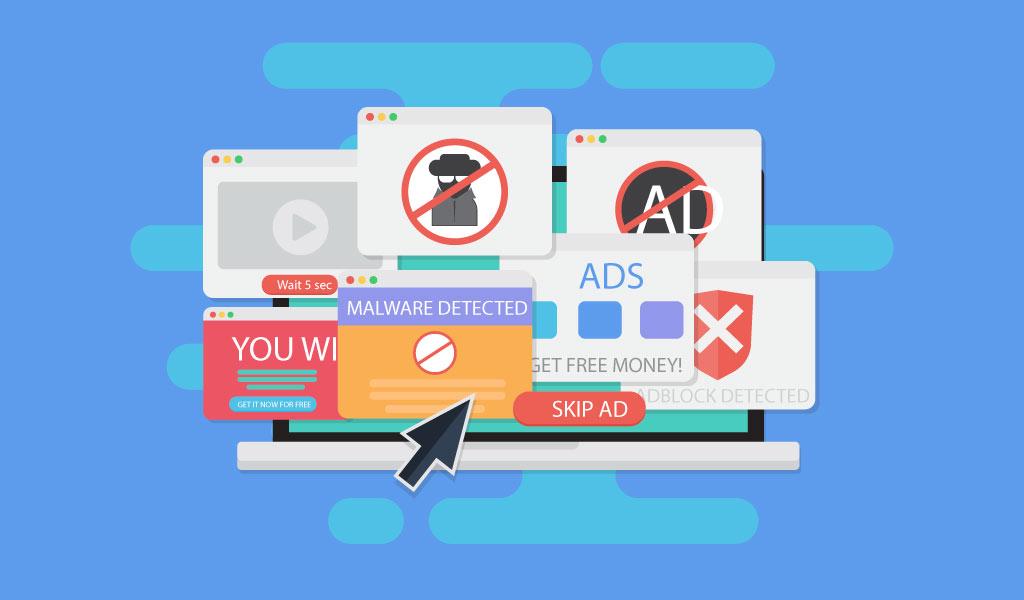 cómo eliminar la publicidad de Internet