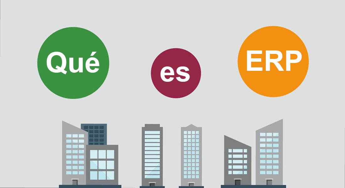 Qué es ERP?